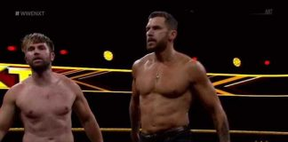NXT Results July 31, 2019