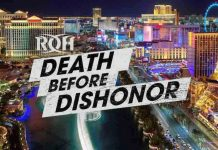 ROH Death Before Dishonor PPV and TV tapings Las Vegas