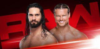 WWE RAW Rollins vs. Ziggler