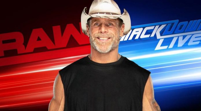 Shawn Michaels to guest commentate on Smackdown Live