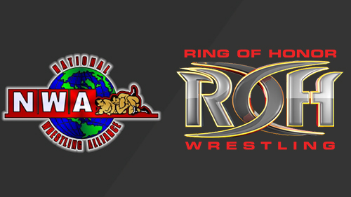 NWA and ROH partnership over