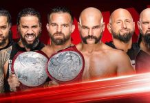 Updated RAW Preview: New matches added for tonight