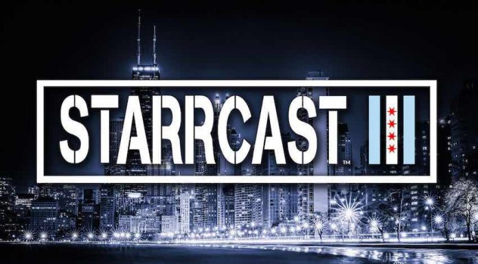 WWE Hall of Famer Starrcast III Chicago