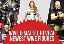 Mattel reveals new WWE themed action figures