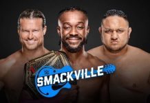 WWE Smackville Live Special