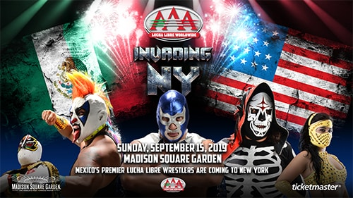 FITE.TV and Lucha Libre AAA