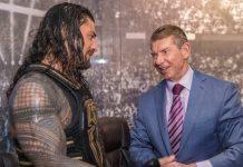 Vince McMahon on AEW