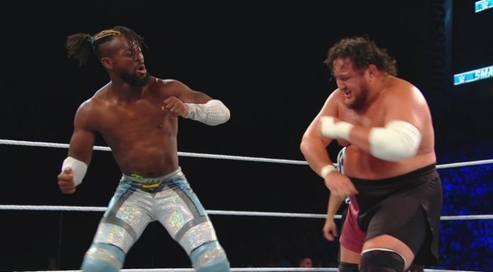 WWE Smackville Results