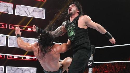 Roman Reigns on AEW