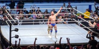 7/6 WWE Live Results