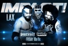 Impact Wrestling contracts