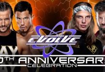 EVOLVE on WWE Network