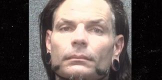 Jeff Hardy arrested