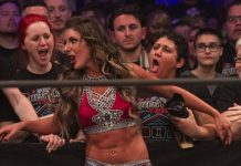 Britt Baker injured