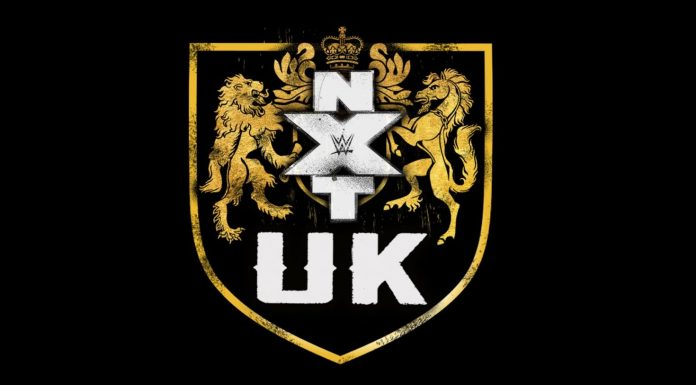 NXT UK TV tapings