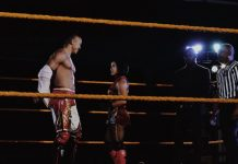 8-16 NXT Live Results Sebring, FL