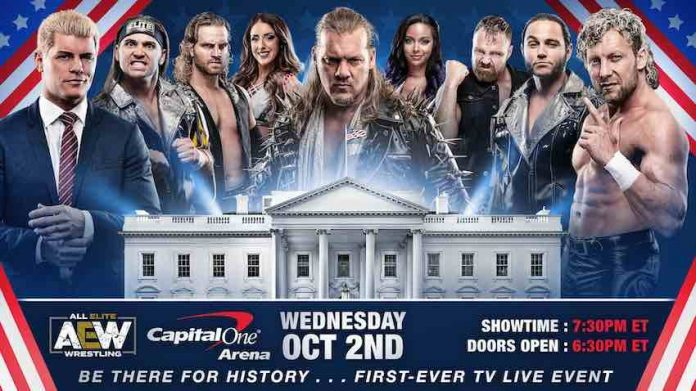 AEW TNT debut show sold-out