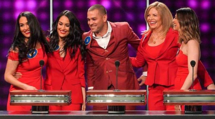 Bella Twins to appear on ABC's Celebrity Family Feud