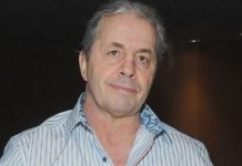 Bret Hart appearing at SummerSlam meet and greet