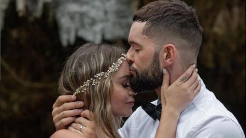 Finn Balor confirms marriage to Veronica Rodriguez