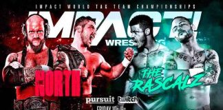 Impact Wrestling Results 8-2-19