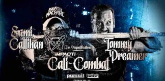 Impact Wrestling Results 8-23-19