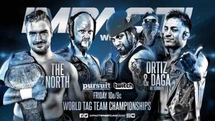 Impact Wrestling Results 8-9-19