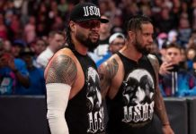 Jimmy Uso not in Canada