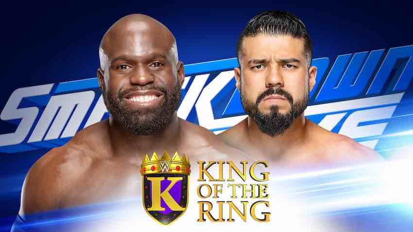 King of the Ring Matches set for Smackdown Live