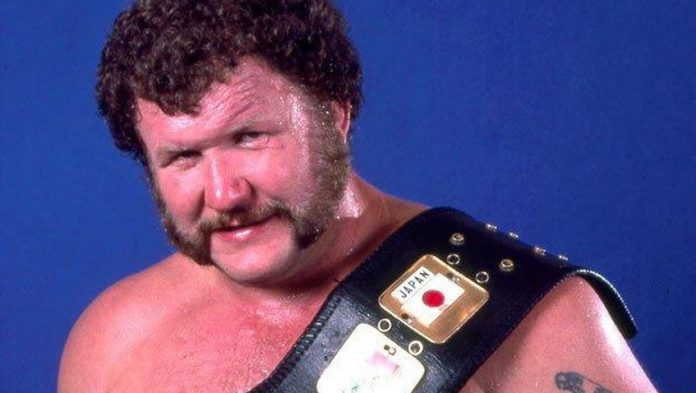 More reactions from wrestling industry Harley Race passing