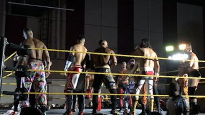 NXT Live Results 8-24-19 Tampa, Florida