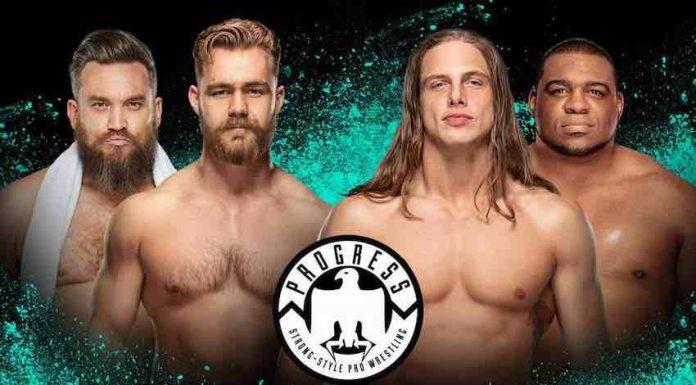 NXT stars set for PROGRESS Wrestling show