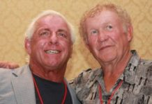 Ric Flair comments on passing of Harley Race