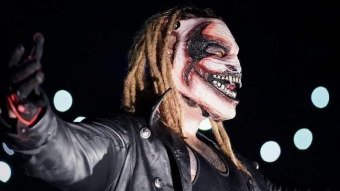 The Fiend advertised for Hell in A Cell PPV