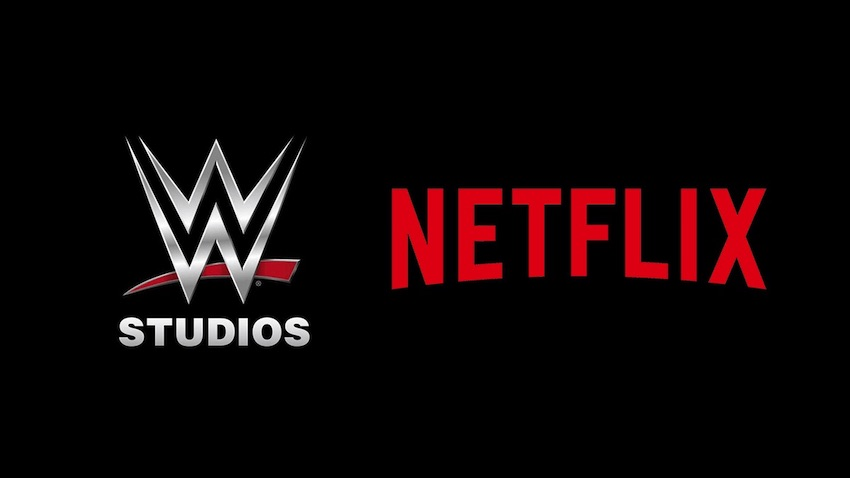 WWE's first film for Netflix is done filming