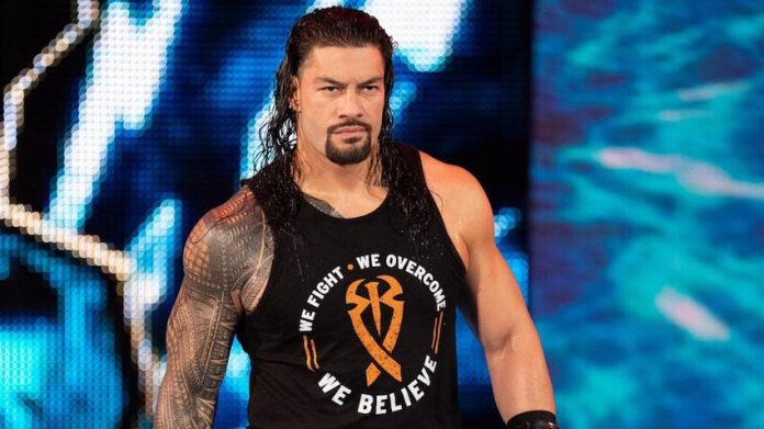 WWE confirms new Roman Reigns Contract