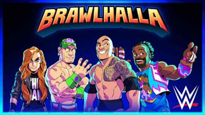 WWE Superstars join Brawlhalla until August 27
