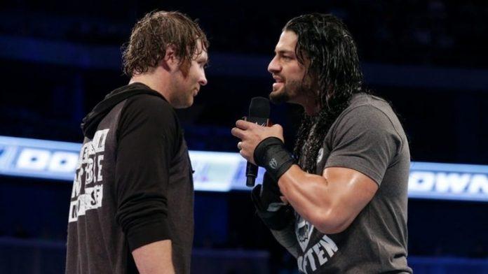 Roman Reigns interview