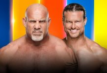 Goldberg vs. Dolph Ziggler