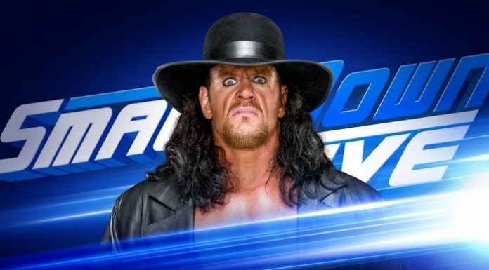 Undertaker on Smackdown Live