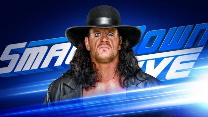 Undertaker on Smackdown Live