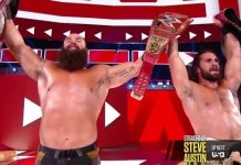 RAW Tag Team Champions