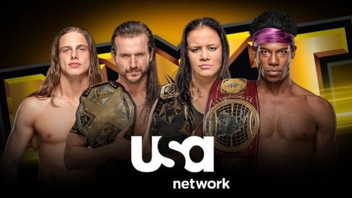 NXT to the USA Network