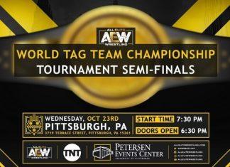 AEW Tag Team Title Tournament