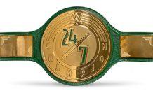 WWE 24/7 Championship Title History