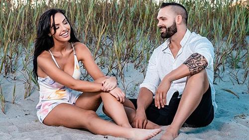 Peyton Royce marries Shawn Spears