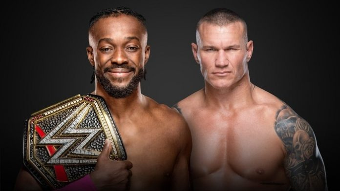 Clash of Champions card
