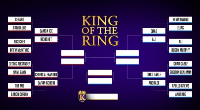 2019 King of the Ring