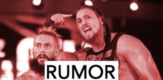 Rumor: Enzo and Cass to WWE