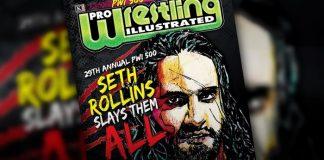 Seth Rollins tops PWI 500